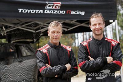 Fahrervorstellung: Toyota Gazoo Racing WRC 2017