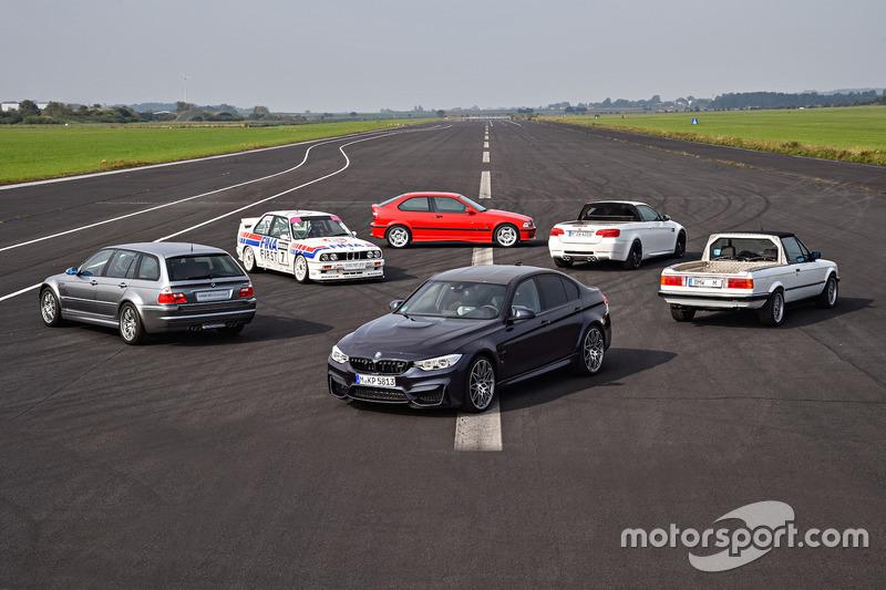 BMW M3 Familie