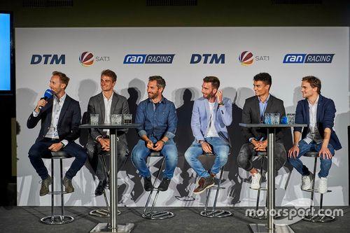 DTM Season Warmup