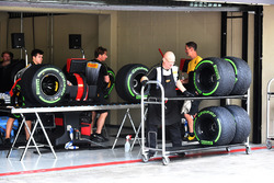 Сервисная зона Pirelli
