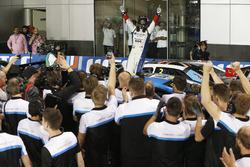 Tom Chilton, Sébastien Loeb Racing, Citroën C-Elysée WTCC, remporte le WTCC Trophy
