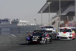 #37 Tsunami R.T. Porsche 991 Cup MR II: Andrii Kruglyk, Come Ledogar, Oleksandr Gaidai, Alessio Rovera