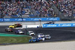 Gary Paffett Mercedes-AMG Team HWA, Mercedes-AMG C63 DTM al comando