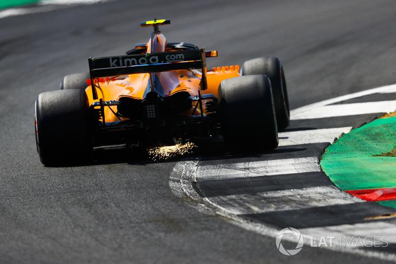 17 місце — Стоффель Вандорн (Бельгія, McLaren) — коефіцієнт 3001,00