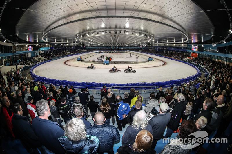 Заключительный этап сезона-2018 принимала ледовая арена «Тиалф» в голландском Херенвене