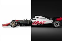 Comparación monoplaza Haas F1