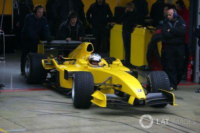 Silverstone, test di febbraio