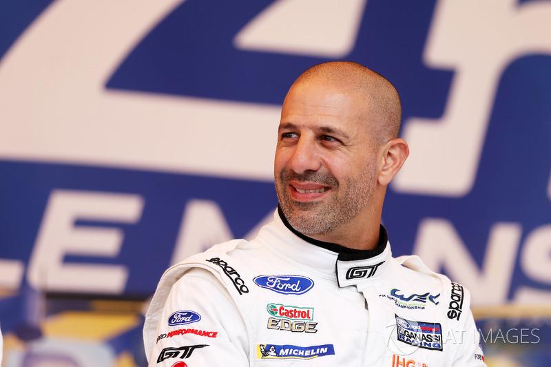 Тони Канаан, Ford GT Chip Ganassi Racing