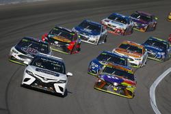 Toyota Camry Pace Car leads Kyle Busch, Joe Gibbs Racing Toyota