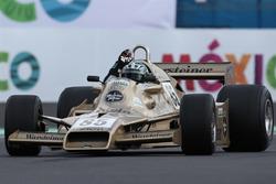 A Arrows FA1 foi pilotada por Ricardo PAtrese durante a primeira metade da temporada de 1978
