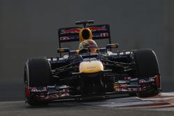 Robin Frijns, Red Bull RB8