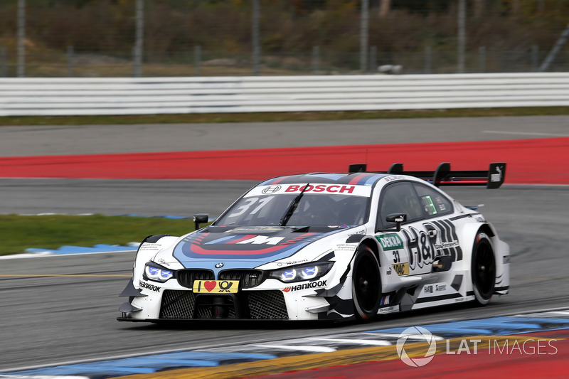 15. Tom Blomqvist, BMW Team RBM, BMW M4 DTM