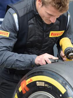 Інженер Pirelli