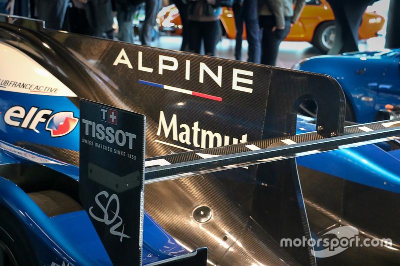 La Signatech Alpine A470