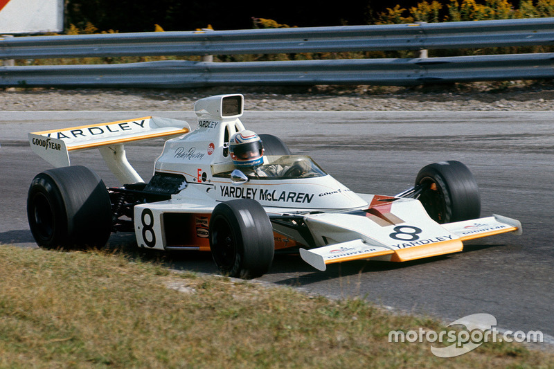 Peter Revson, McLaren, M23