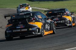 Renaud Kuppens e Benjamin Lessennes, Honda Civic TCR