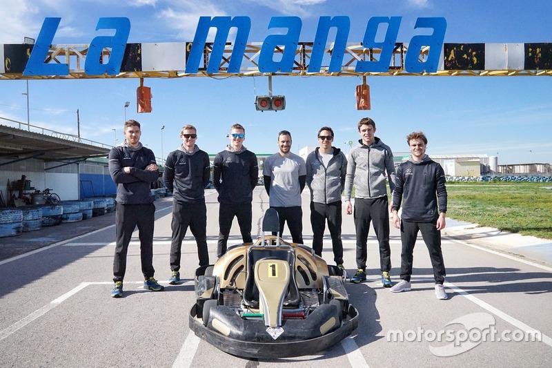 Edoardo Mortara, Maro Engel, Maximilian Günther, Gary Paffett, Robert Wickens, Paul Di Resta, Lucas Auer