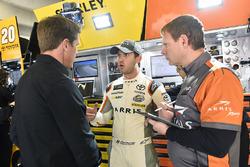 Daniel Suárez, Joe Gibbs Racing Toyota and Carl Edwards