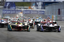 Start: Daniel Abt, ABT Schaeffler Audi Sport, Alex Lynn, DS Virgin Racing