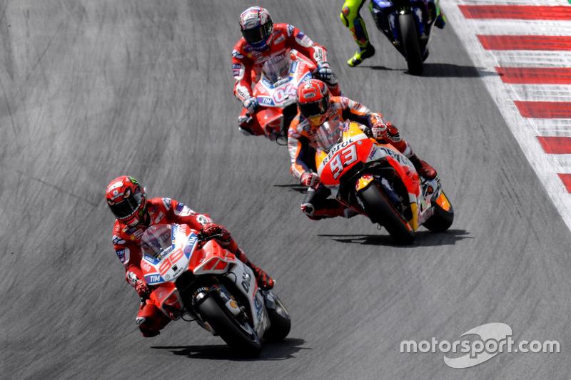 Хорхе Лоренсо, Ducati Team leads