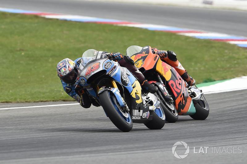 Jack Miller, Estrella Galicia 0,0 Marc VDS, KTM'den Pol Espargaro'yla yakın mücadele