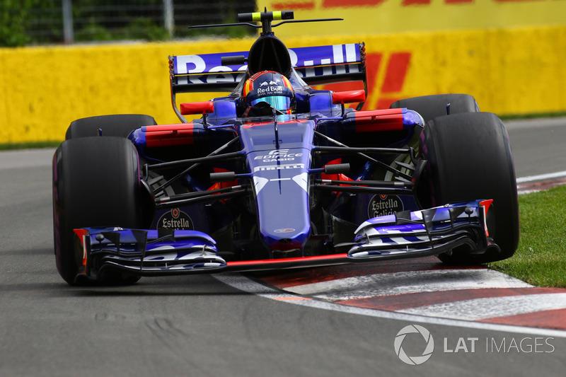 Карлос Сайнс, Toro Rosso (35 очков, девятое место в общем зачете, лучший результат – шестое место на Гран При Монако). Оценка Motorsport.com Россия – 8/10