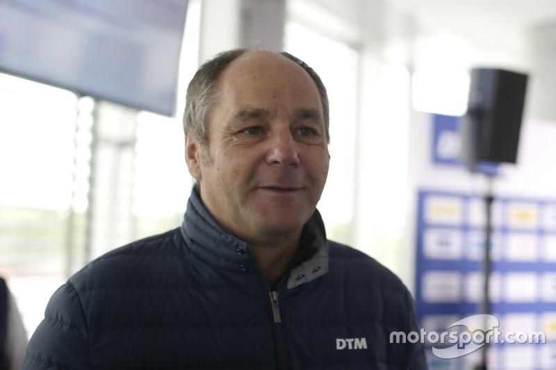 Gerhard Berger, ITR Chairman