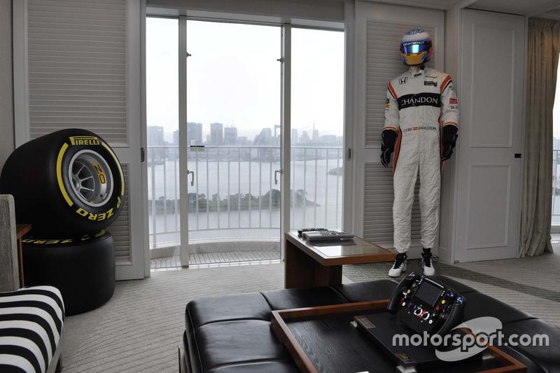 Люкс McLaren-Honda