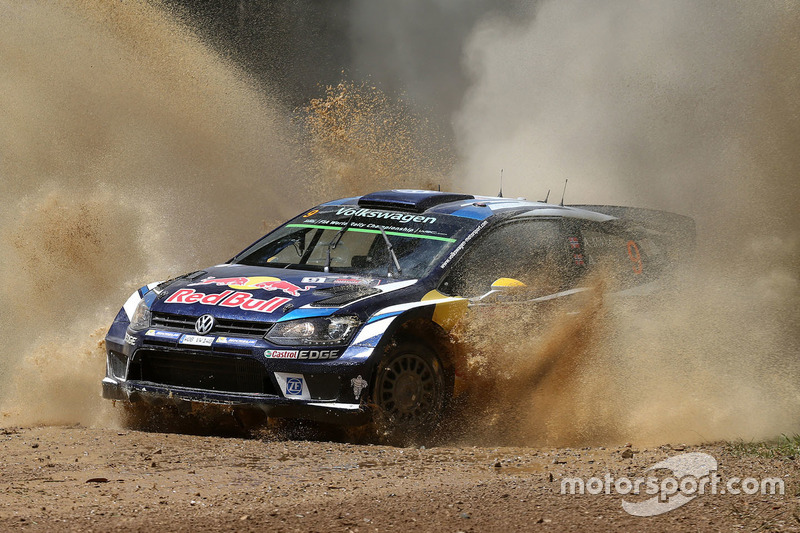 Auf Jobsuche: Andreas Mikkelsen, Anders Jäger, Volkswagen Polo WRC, Volkswagen Motorsport