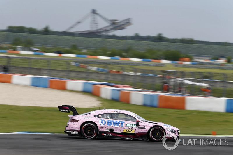10. Lucas Auer, Mercedes-AMG Team HWA, Mercedes-AMG C63 DTM