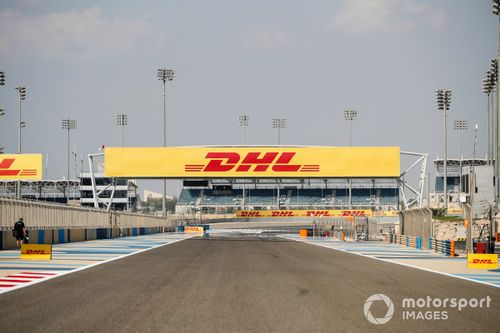 F1 Bahrain 2021 pre-season testing - Day 2