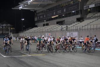 Pirelli cycle event