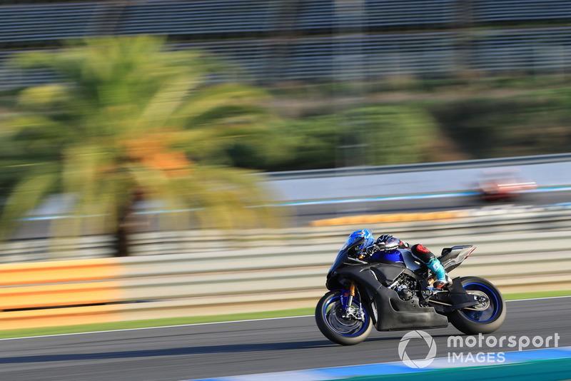 Marco Melandri (GRT Yamaha WorldSBK Team)