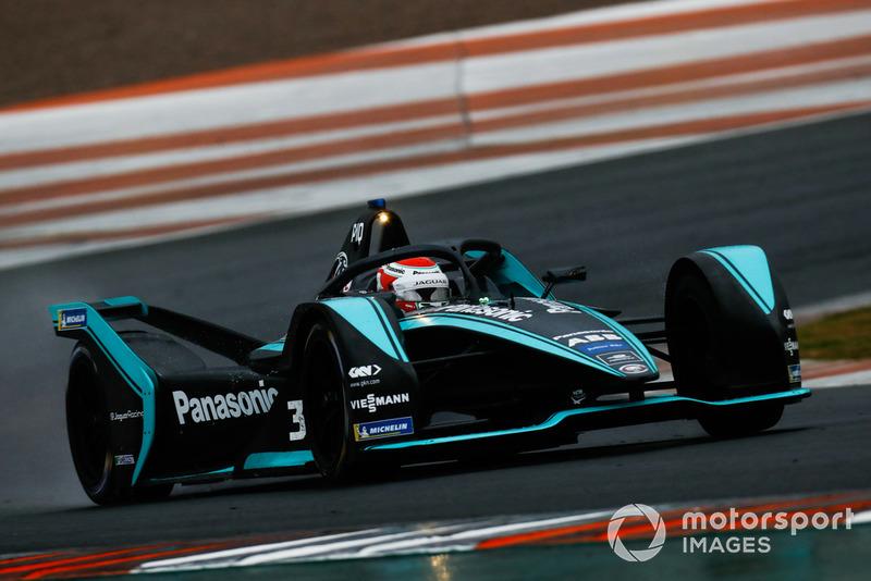 Nelson Piquet Jr., Panasonic Jaguar Racing, Jaguar I-Type 3