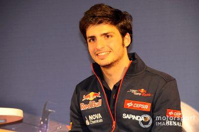 Carlos Sainz Jr. firma con Toro Rosso