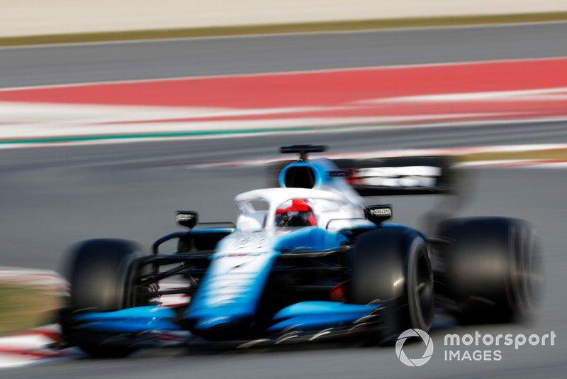 20º Robert Kubica, Williams FW42, 1.18.993 (Neumáticos C5, día 8)