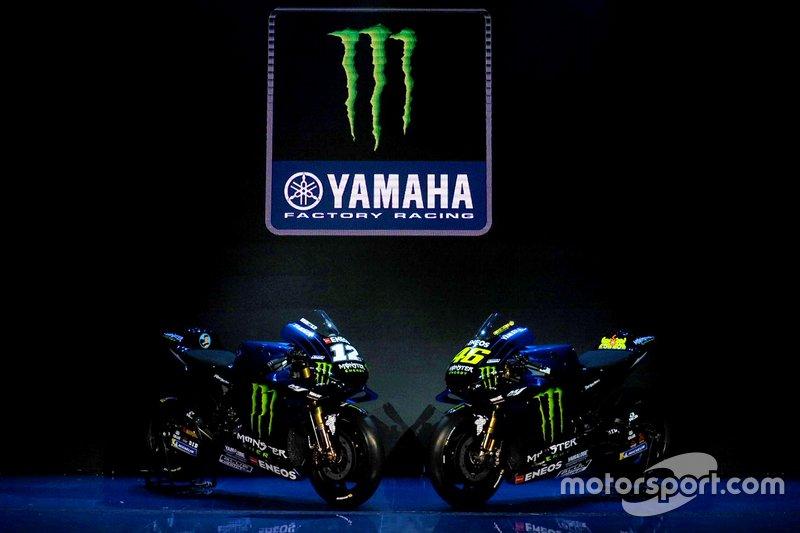 Мотоцикли YZR-M1, Yamaha Motor Racing