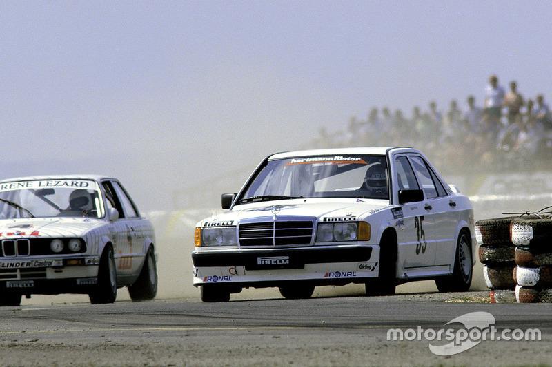 Leopold Gallina, Mercedes-Benz 190