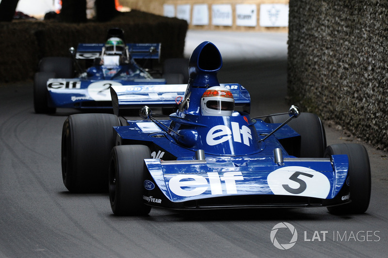 Пол Стюарт, Tyrrell 006