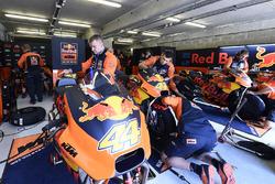 KTM garajı