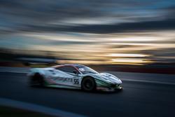 #55 Kaspersky Motorsport Spirit Of Race Ferrari 488 GT3: Джанкарло Физикелла, Марко Чьочи, Джеймс Каладо