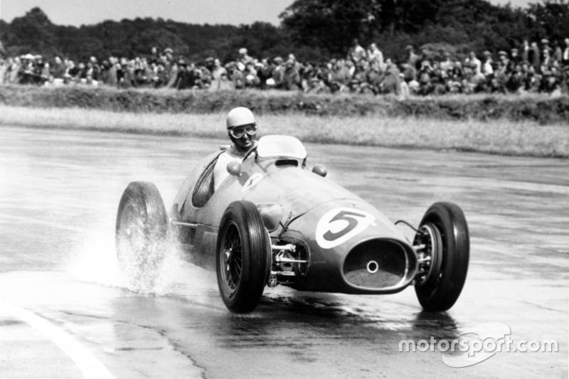 1953 – перший дворазовий чемпіон Ф1