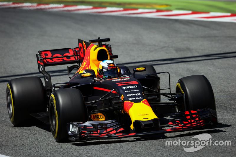 3 місце — Даніель Ріккардо, Red Bull. Умовний бал — 25,000