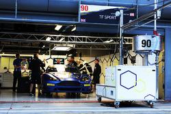 #90 TF Sport, Aston Martin V8 Vantage