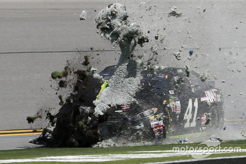 6. Kurt Busch, Stewart-Haas Racing Ford