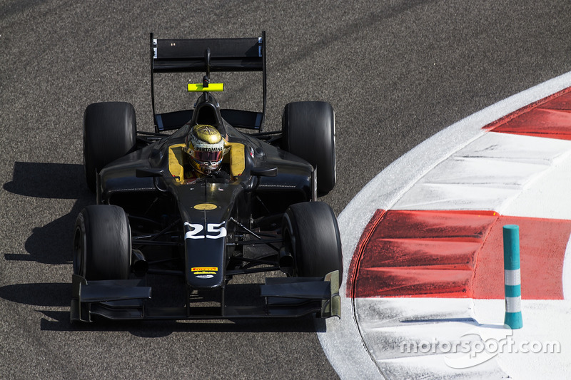 Sean Gelael, Arden International