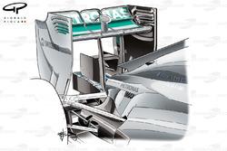 DUPLICATE: Mercedes W05 monkey seat
