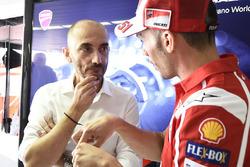 Domenicali, Michele Pirro, Ducati Team