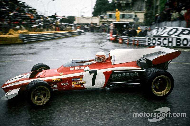 Клей Регаццоні, Ferrari 312B2