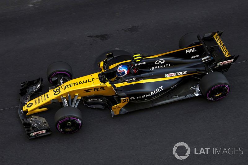 Джолион Палмер, Renault (0 очков, 19-е место в общем зачете, лучший результат – 11-е место на Гран При Монако, Канады и Австрии). Оценка Motorsport.com Россия – 4/10